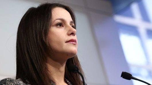 Arrimadas, sobre Puigdemont y Junqueras: 'Son los mismos y van a traer división social y fuga de empresas'