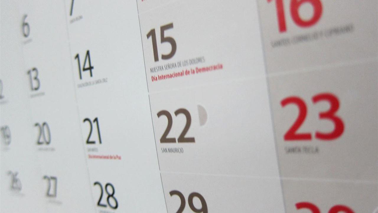Calendario laboral 2018 Extremadura: éstos son los días festivos