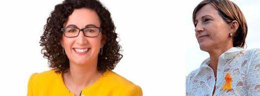 Junqueras apuesta por aupar a Marta Rovira al frente de la Generalitat