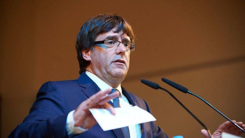Puigdemont, 'decepcionado' por no haber una lista única del soberanismo
