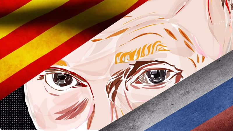 Rusia, enojada con España por las acusaciones 'histéricas' de injerencia en la crisis catalana