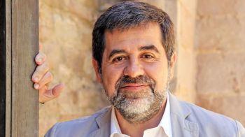 El preso Jordi Sánchez, número 2 en la lista de Puigdemont para robar votos a ERC en las elecciones catalanas