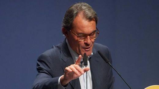 Artur Mas sigue sin recaudar suficiente dinero de la 'recolecta' independentista y pide más tiempo