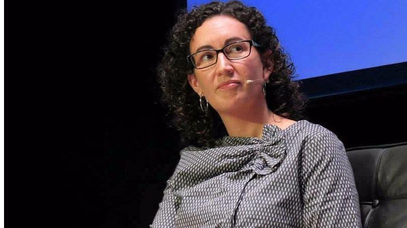 Marta Rovira, la candidata a presidenta catalana que acusa al Gobierno de 'amenazar con muertos en la calle'