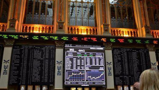 El Ibex vuelve a las andadas y se deja un -0,78% en la sesión del viernes