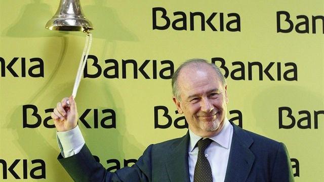 Rato, Acebes, Arturo Fernández, López Madrid.... todos imputados por la salida a bolsa de Bankia