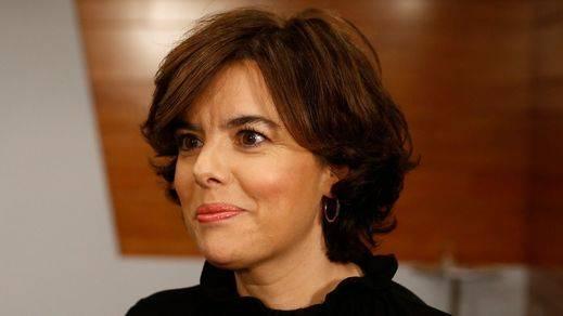 La 'vice' Soraya entierra cualquier posibilidad de ser candidata a presidenta: