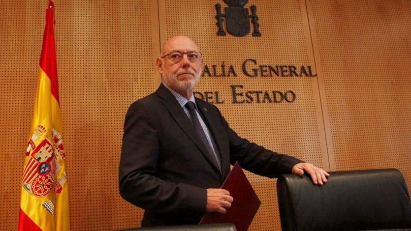 Fallece el fiscal general del Estado, José Manuel Maza