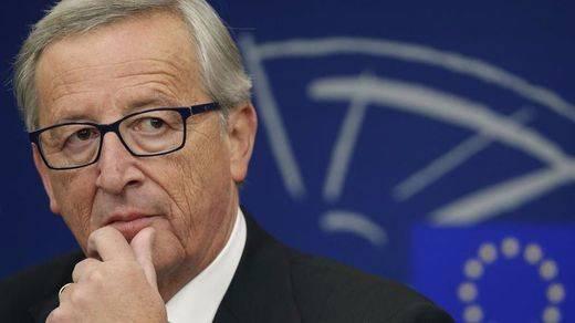 Juncker tilda de