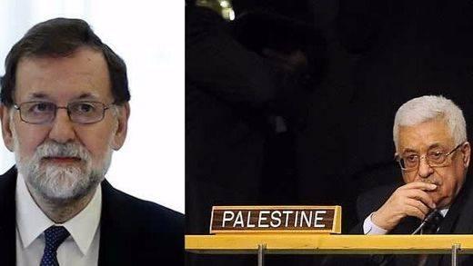 El presidente palestino visita España en el peor momento para pedir el reconocimiento como Estado independiente