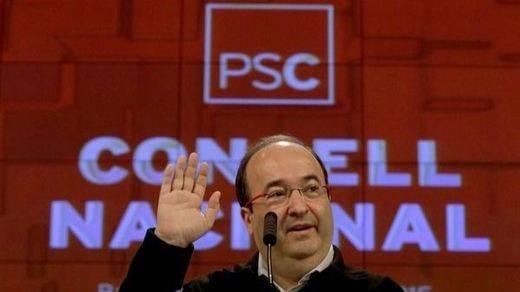 El PSOE catalán pide en su programa más dinero para Cataluña ante sus