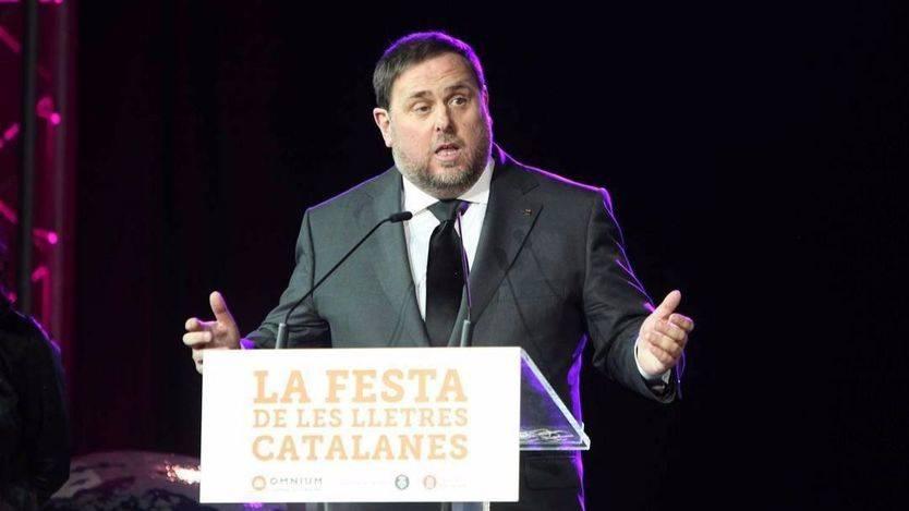 Junqueras pide salir de prisión alegando que la DUI tuvo carácter 'político' pero no acata el 155