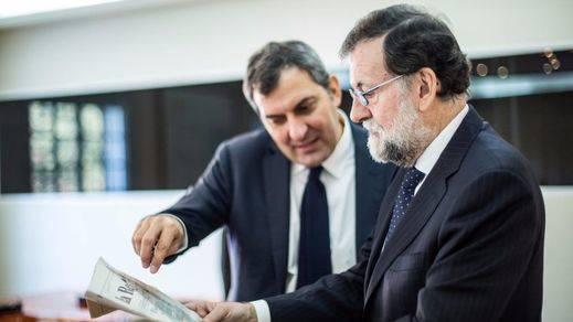 Rajoy dice seguir abierto a una reforma de la Constitución pero 'desconoce' las propuestas a debatir