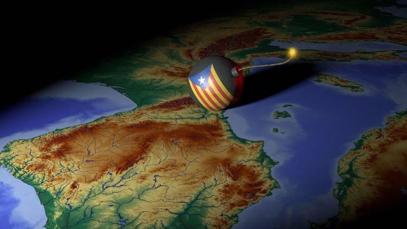 La Comisión Europea sigue alertando de 'acontecimientos futuros' en Cataluña que golpeen la economía española