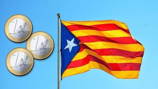 El rescate económico que necesita Cataluña: 9.200 millones de todos los españoles