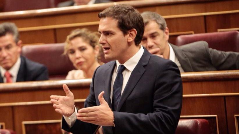 Rivera tacha el nuevo cupo vasco de 'amaño político' para dar más dinero 'a quienes deberían aportar'