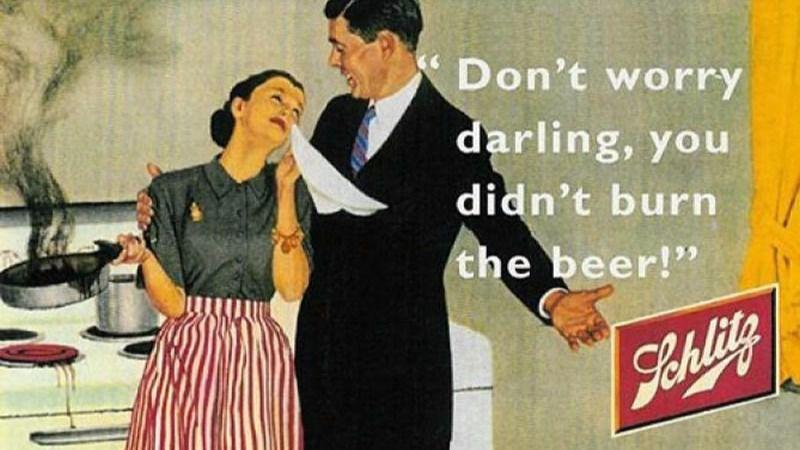 Las mujeres, a lavar y a estar guapas: lo que la publicidad dice de nosotros...