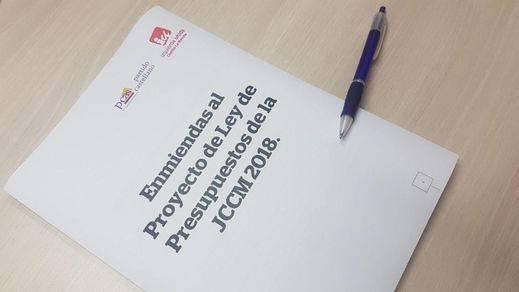 IU y el PCAS también presentarán enmiendas a los presupuestos de Castilla-La Mancha