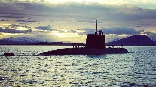 La Armada argentina ocultó la verdad hasta que fue posible a los familiares de los militares