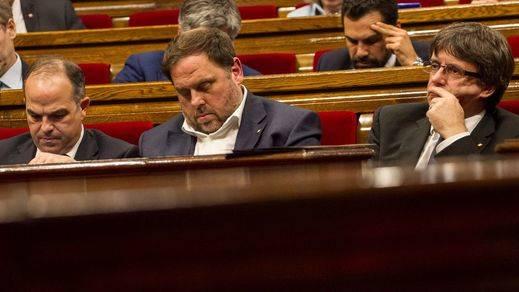 El Supremo asume la causa catalana contra el Govern, pero deja fuera a Trapero