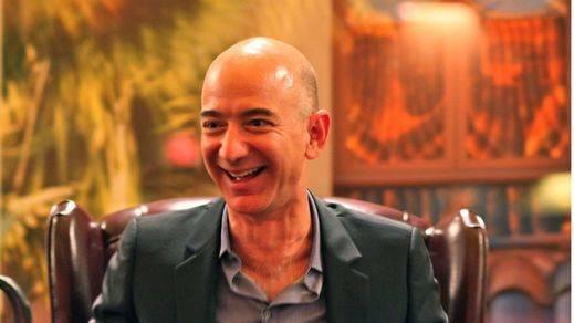 Jeff Bezos, fundador de Amazon, ya es el hombre más rico del mundo gracias al 'Black Friday'