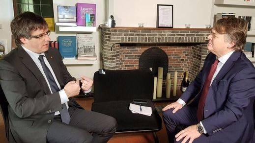 La última vuelta de tuerca de Puigdemont: ahora defiende no seguir en la Unión Europea