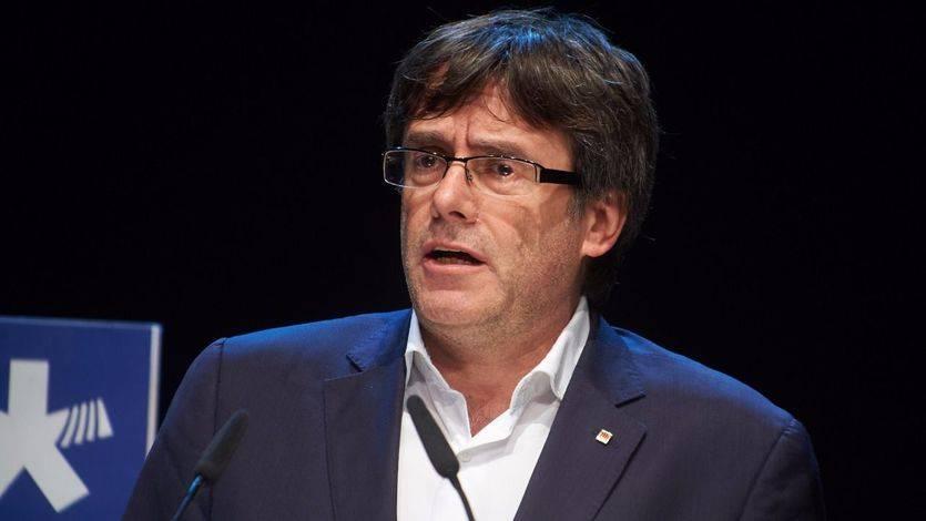 Puigdemont aclara su polémica propuesta del referéndum del 'catalexit' de la UE