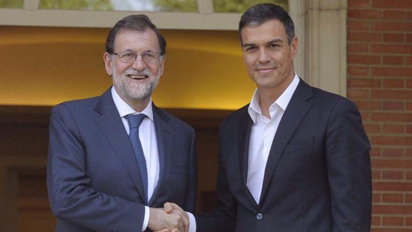 Rajoy deja tirado al PSOE y sólo acepta 'hablar' de una reforma de la Constitución que 'no es prioritaria'