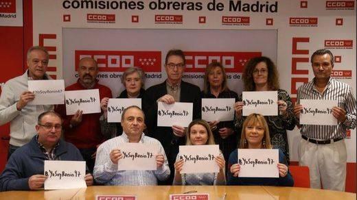 > #YosoyRonin47: campaña de solidaridad con el policía que denunció el 'chat del odio'