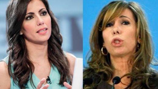Ana Pastor y Alicia Sánchez Camacho denuncian ante la Policía a los usuarios que las acosaron en Twitter