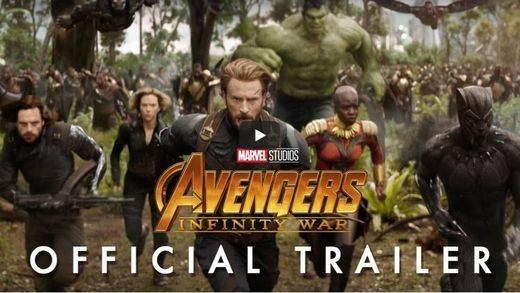 Twitter 'enloquece' con el primer tráiler de 'Los Vengadores: Infinity War'