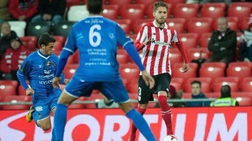 2 equipos de Segunda B eliminan a Athletic y Real Sociedad en la Copa