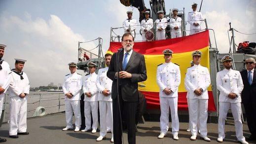 Nueva pifia de Rajoy al decir que no entiende por qué quitan la calle a un militar golpista y ministro de Franco
