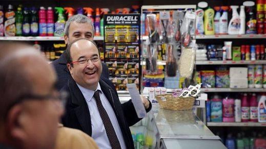 El PSOE permite el régimen fiscal especial para Cataluña que vende Iceta en plenas elecciones