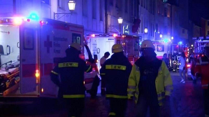 La Policía alemana desactiva un paquete explosivo en un mercadillo de Potsdam