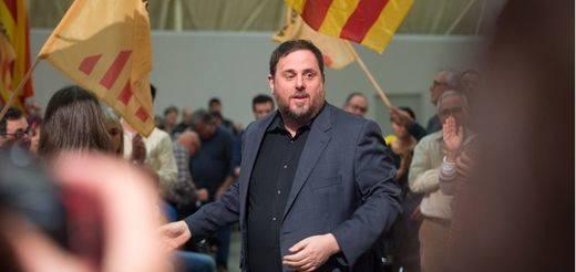 La Fiscalía recela de Junqueras, los ex consellers y los 'Jordis' y reclama que sigan en prisión
