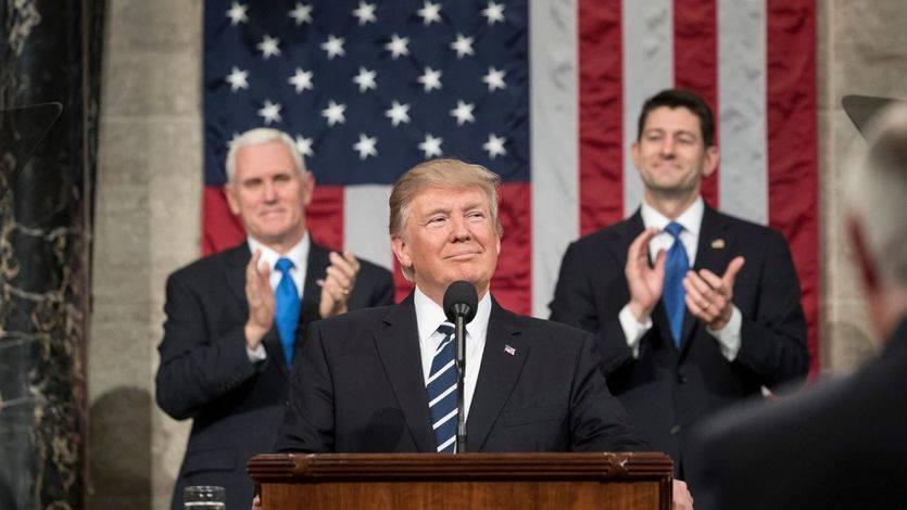 Trump logra sacar adelante su reforma fiscal en el Senado