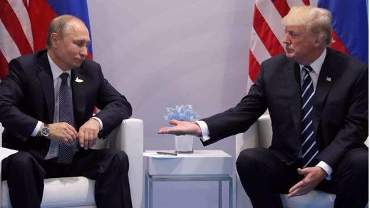 Trump se boicotea a sí mismo sacando a la luz mentiras sobre el 'Rusiagate'