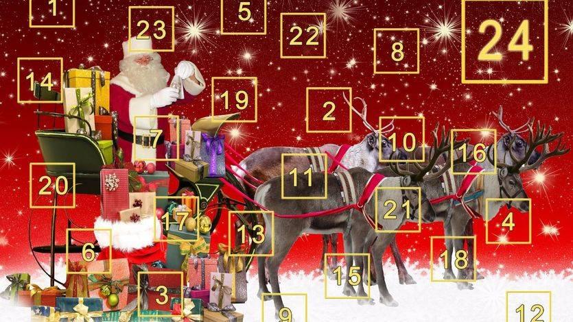 ¿Qué es un Calendario de Adviento?