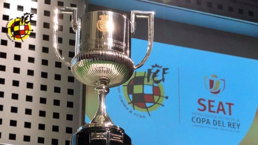 Sorteo de octavos de la Copa del Rey: Madrid-Numancia, Celta-Barcelona y Alavés y Atleti se llevan a las cenicientas