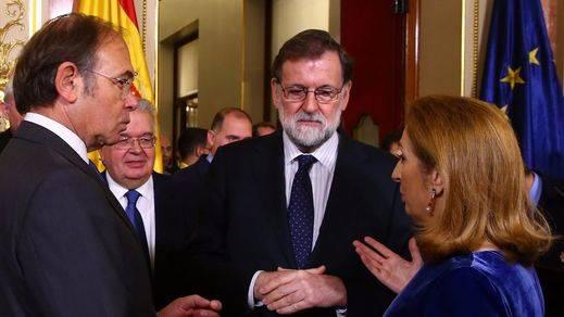 Rajoy apaga cualquier posibilidad de una reforma de la Constitución en los próximos tiempos
