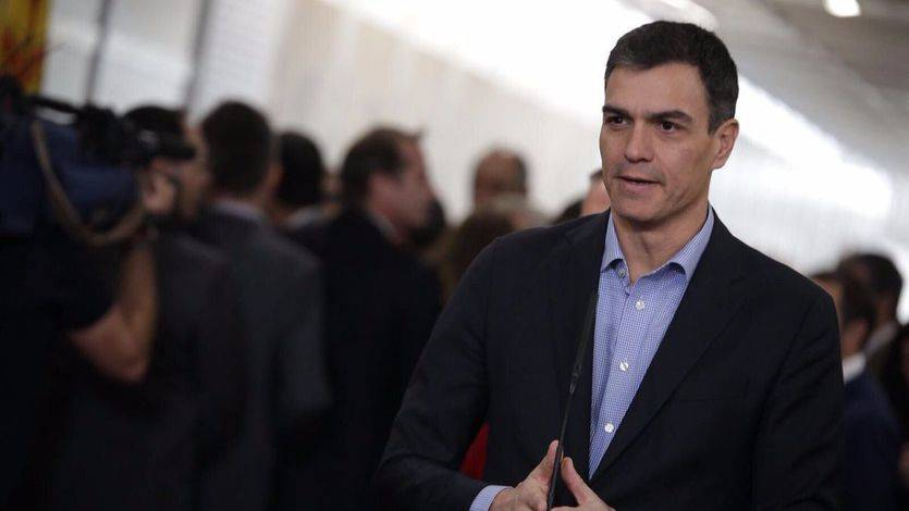 Sánchez, contundente: 'La Constitución se defiende, se aplica y también se reforma'