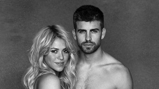 La foto con la que Shakira aleja los rumores de ruptura con Piqué