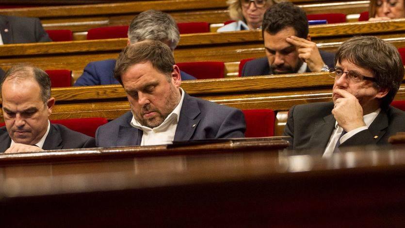 El sondeo de 'La Vanguardia' también señala al final de la mayoría absoluta independentista