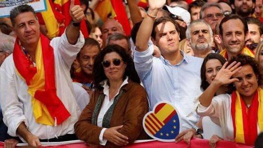 Ciudadanos y PP, ¿una historia de amor imposible en Cataluña?