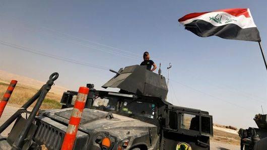 Irak proclama la victoria sobre el Estado Islámico al recuperar el control de la frontera con Siria