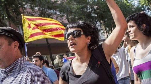 Anna Gabriel podría ser también imputada por el Supremo en el caso de rebelión independentista
