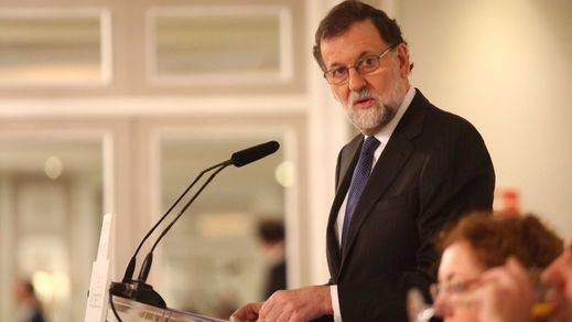 Rajoy marca su prioridad económica para 2018: aprobar los Presupuestos