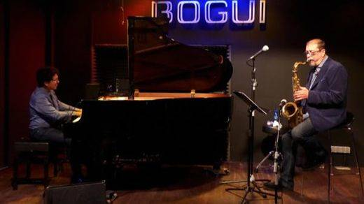 Dos 'monstruos' del jazz, Pepe Rivero y Bobby Martínez, unen sus genialidades en el Bogui