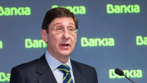 El Estado pone a la venta el 7% de Bankia
